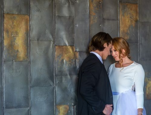 Bride and groom ma wedding photographer