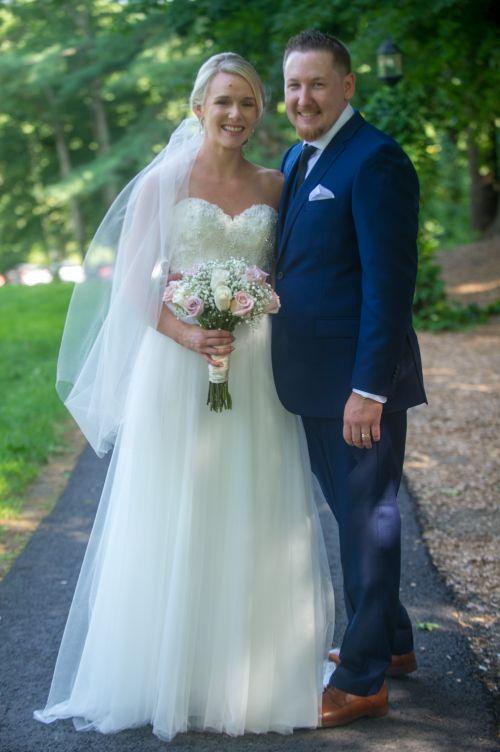 Classic new england wedding photography