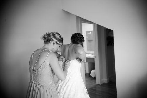 seabreaze inn bridal photography. wedding.  hotel room wedding day. colt state park wedding.  wedding photographer