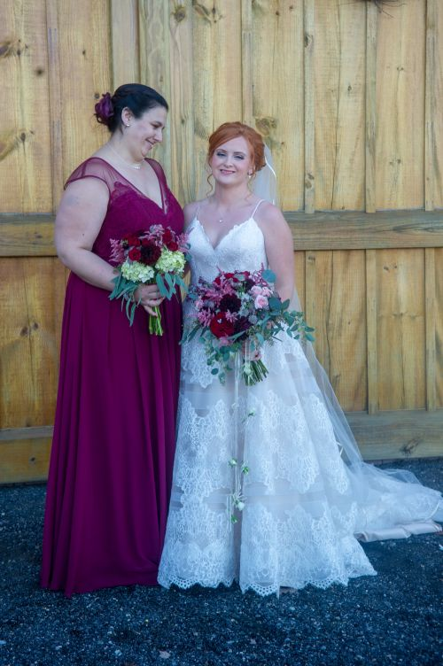 Beautiful bride. new england wedding. makeup artist