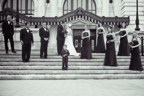 wedding day family portrait union station Worcester ma.  union station wedding. ma wedding and portrait photographer